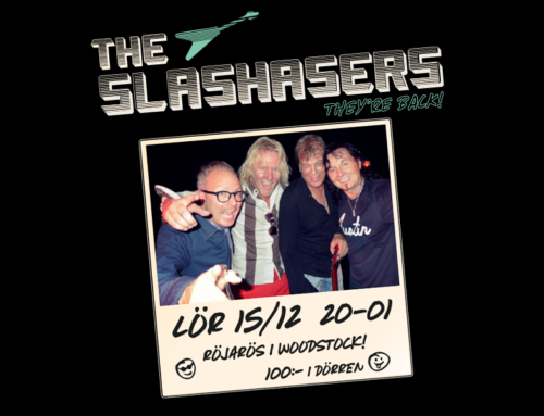 Lördag 15 december + The Slashasers