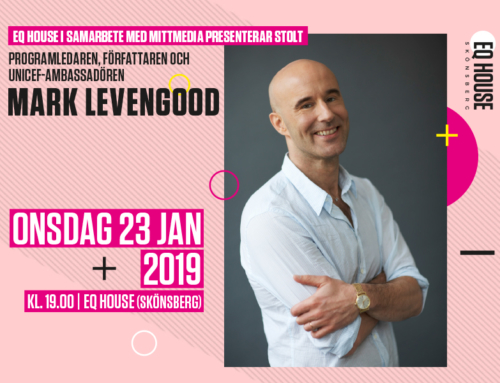Onsdag 23 januari + Mark Levengood