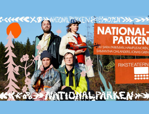 Söndag 19 maj + Nationalparken
