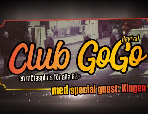 Torsdag 28 mars + Club GoGo med Jonny Cutz & Kingen