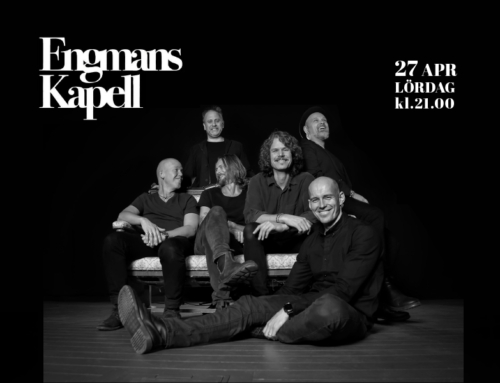 Lördag 27 april + Engmans Kapell