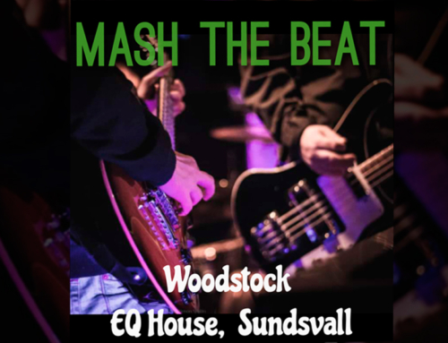 Lördag 18 maj – Mash The Beat