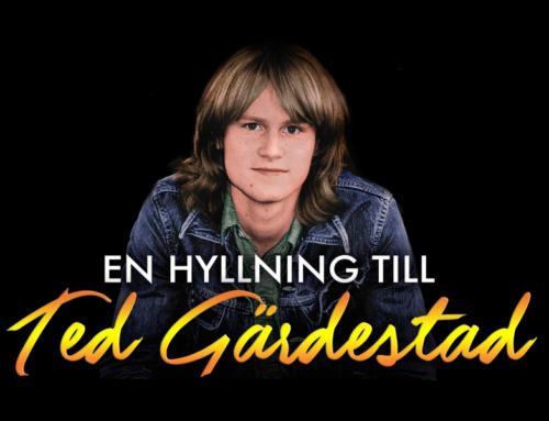 Lördag 19 oktober + En Hyllning till Ted Gärdestad