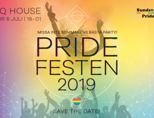 Lördag 6 juli + Pridefesten 2019